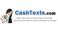 Cash Texts Logo